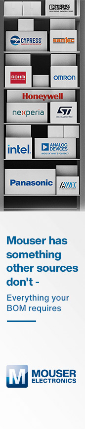 Featured content from Mouser