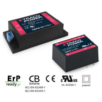 DC/DC converter and AC/DC power supplies