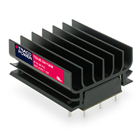 Traco Power ruggedized power solutions for railway applications